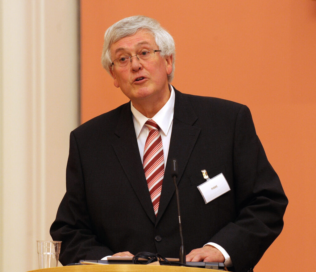 Wolfgang Ribbe